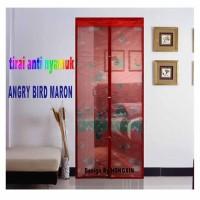 Tirai Magnet Jojo AngryBirds