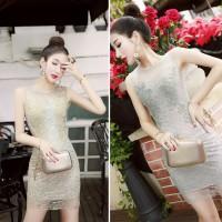 99a5d2a98 JES-SB0274 mini dress party sexy import korea-baju gaun pesta wanita