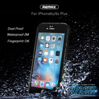 Remax Journey Waterproof Case iPhone 6/6s (Casing anti air) 2 meter