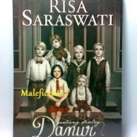 Gerbang Dialog Danur (Risa Saraswati)