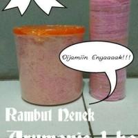 RAMBUT NENEK SIHIR (ARUM MANIS)