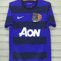 Manchester United 2011-12 Away / 2012-13 3rd. Bnwt. Original Jersey