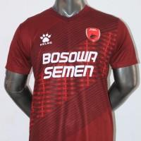 Jersey Baju PSM Makassar Home 17/18 Grade Ori Liga 1 Gojek Traveloka