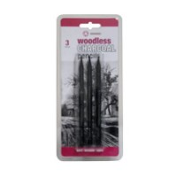 Drawing pencils woodles charcoal