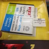 Jual Battery VIZZ ORIGINAL Modem Smartfren 4G LTE MIFI Andromax M3Y - M3Z Murah