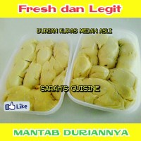Jual Durian Kupas Medan Asli Murah