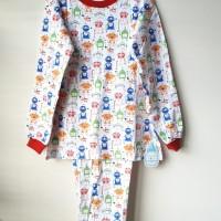 Piyama Anak / Baju Tidur Anak Laki / Setelan Panjang Anak