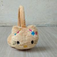 Jual Penutup Telinga Anak Earmuff Hello Kitty Murah