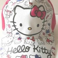Jual Topi Anak Hello Kitty / Kids Hat / Kids Cap K089 Murah