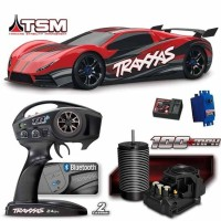 RC Mobil Remote Traxxas XO-1 1:7 (the world fastest RTR RC Car) 2.4Ghz