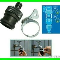 Jual konektor selang Magic x hose ke kran air / sambungan keran Murah