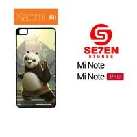 Cartoon Kungfu Panda Casing Hp Xiaomi Mi Note Custom Case Hardcase