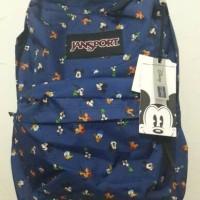 tas ransel jansport superbreak disney edition original backpack murah