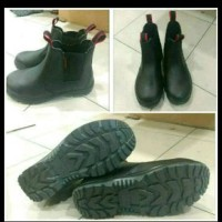 sepatu safety shoes cheetah 3110 H