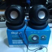 Speaker Agiler For Pc/Dvd/mp3/Hp Murah