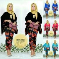 harga Batik Kebaya Kutubaru Wanita Seragam Pesta Hijab Baju Muslim Modern Tokopedia.com