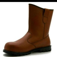 sepatu safety shoes cheetah 2288 C