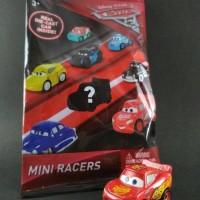 Disney Cars 3 Lightning McQueen No. 1 Mini Racers Cars 3 Mattel Ori
