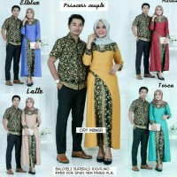 harga Batik Couple Sarimbit Seragam Pesta Hijab Baju Muslim Gamis Longcardi Tokopedia.com