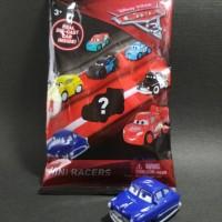 Disney Pixar Cars 3 Doc Hudson No. 3 Mini Racers Cars 3 Mattel Ori