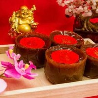 Jual Kue Keranjang/Kue Bakul/Dodol China home made, original (no dus) Murah