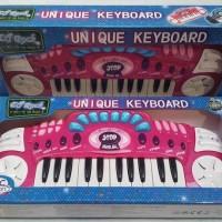 piano mainan anak elektrik electric kualitas halus import