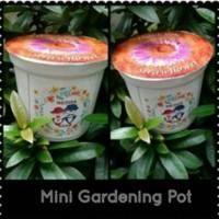 Mini Gardening Pot