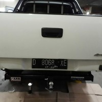 Towing bar Ford Ranger Doble kabin