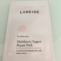 Laneige Multiberry Yogurt Repair Pack [ Sachet ]