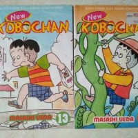 Komik New Kobo Chan (No 13 dan 15) - Segel