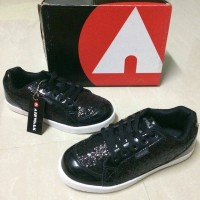 diskon murah! sepatu anak hitam airwalk hitam black shoes original