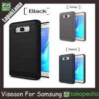 Case Viseaon Samsung Galaxy J510 J710 J5 J7 2016 Soft Back Case Fiber