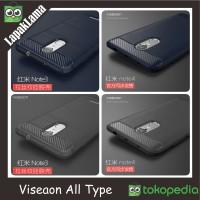 Case Viseaon All Type Soft Back Case Casing Carbon Fiber SoftCase