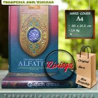 [A4] Al Quran Al Fatih 15 in 1 [ AlQuran Tajwid A4 Tafsir Per Kata ]