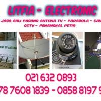 Distributor Antena TV | Parabola | CCTV | Petir  JAKARTA