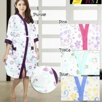 Jual NEW ARRIVAL Kimono Handuk Ibu special Batik Hut RI 71 _ merdeka APS4 Murah