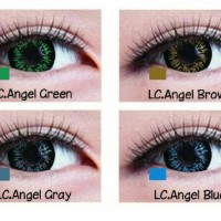 NEW ARRIVAL Softlens LivingColor Angel LC Angel APS163