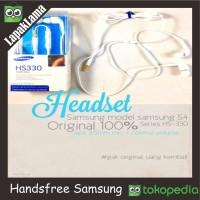 SAMSUNG HS330 ORIGINAL 100% + HEADSET / HANDSFREE / HS SAMSUNG HS330