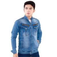 Harga jaket jeans pria spi | Pembandingharga.com