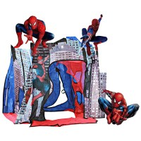Mainan Anak Tenda Spiderman Playhut Spider Dome