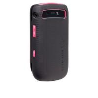Case-Mate Tough Casing Cover BlackBerry 9810/ 9800 Torch - Hitam