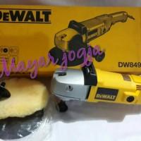 Dewalt DW849 Polisher 7 Inch