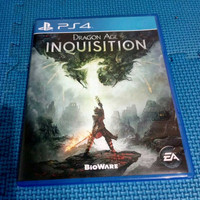 ORI !!! bd ps4 kaset game dragon age inquisition MURAH