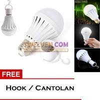 LED Autolamps Bohlam Emergency 18W + Hook