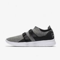 Sepatu Casual Nike Nike Air Sock Racer Ultra Flyknit Grey Original