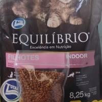 Makanan Kucing / Cat Food EQUILIBRIO KITTEN REPACK 500 Gram