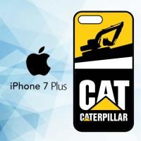 Casing Hardcase HP iPhone 7 Plus caterpillar excavator X5861