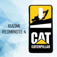 Casing HP Xiaomi Redminote 4 caterpillar excavator X5861