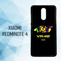 Casing HP Xiaomi Redminote 4 The Doctor VR 46 X4716