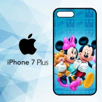 Casing Hardcase HP iPhone 7 Plus Mickey Mouse X5816